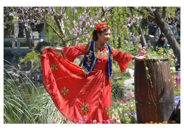 Folklore, die Musik hörte sich sehr türkisch an.