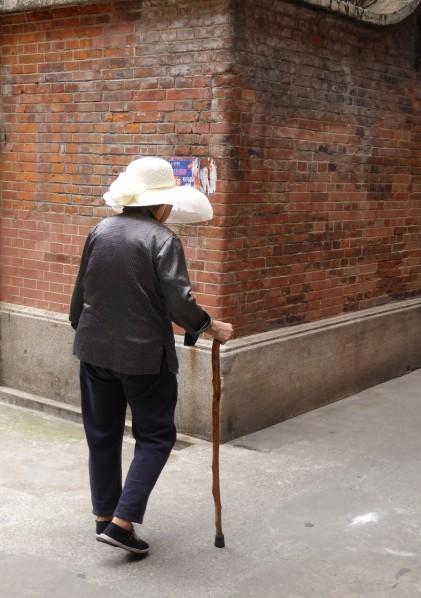 Sonntagsspaziergang mit Hut